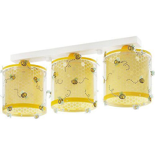 Dalber Deckenlampe Bee Happy, gelb