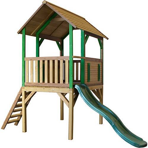 Axi Spielturm Bogo braun