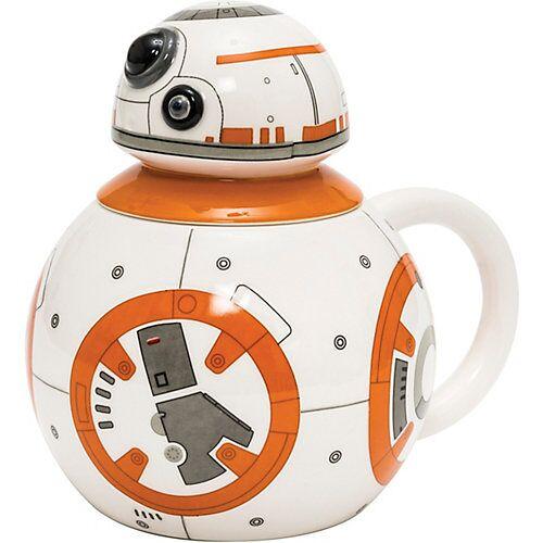 JOY TOY BB-8 3D Keramiktasse