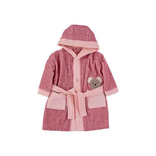 Sterntaler Bademantel Mabel Bademäntel rosa Mädchen Baby
