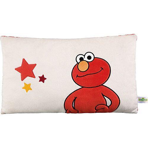 NICI Kissen Elmo rechteckig, 43 x 25 cm (41975)