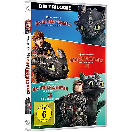 DVD Drachenzähmen leicht gemacht Box 1-3 Hörbuch