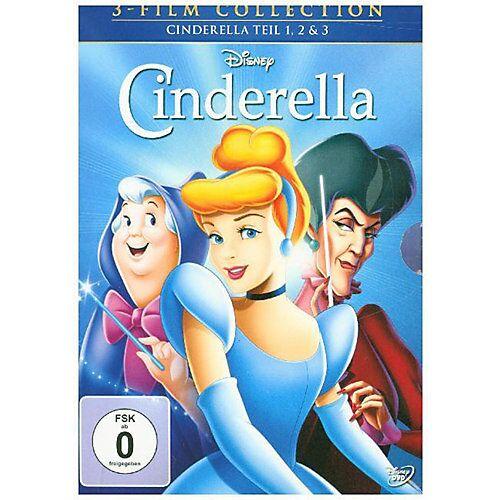 DVD Cinderella 1-3 Hörbuch