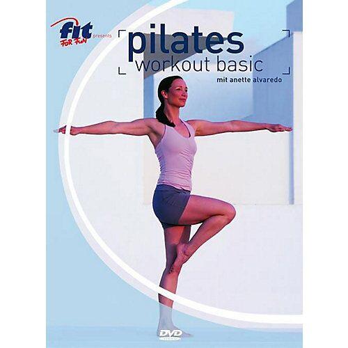 DVD Pilates Workout Basic m. Anette Alvaredo Hörbuch
