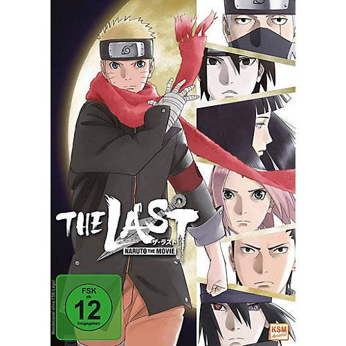 DVD The Last: Naruto - The Movie (2014) Hörbuch