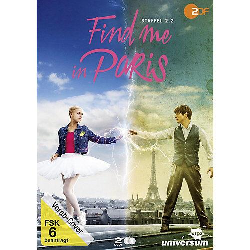 DVD Find me in Paris - Staffel 2.2 Hörbuch