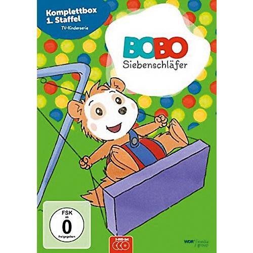 DVD Bobo Siebenschläfer Box - Komplettbox Staffel 1 Hörbuch