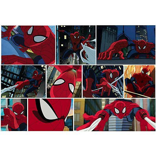 Fototapete Spiderman, Vlies, 190 x 276 cm