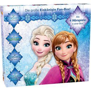 CD Die Eiskönigin - Fanbox (3 CDs) Hörbuch
