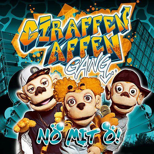 CD Giraffenaffen Gang, Nö mit Ö Hörbuch