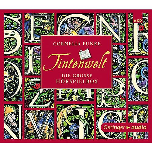 CD Tintenwelt - Die große Hörbuch-Box (Cornelia Funke) Hörbuch
