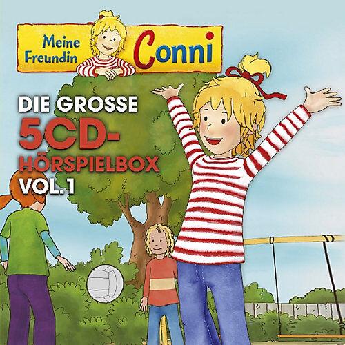 CD Meine Freundin Conni: Die große 5CD-Hörspielbox Vol.1 (TV Hörspiel) Hörbuch