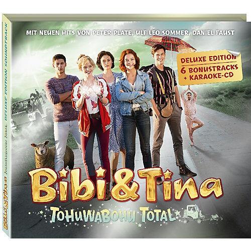 CD Bibi & Tina 4 - Tohuwabohu Total - Original Soundtrack Deluxe Hörbuch