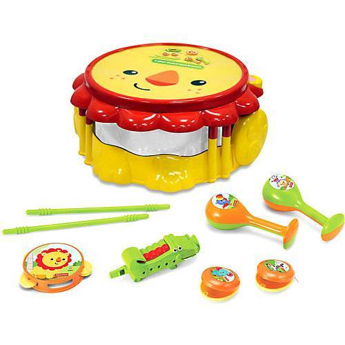 Fisherprice Fisher Price Musikset, Rainforest Löwe