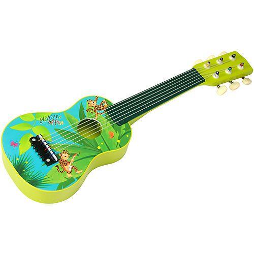 Beluga Giraffenaffen Kleine Gitarre