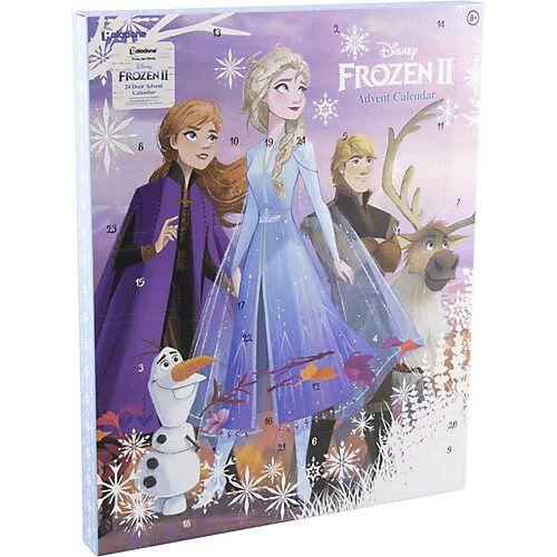 Disney Die Eiskönigin Frozen 2 Adventskalender mit 24 Türen