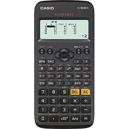 CASIO Taschenrechner FX-82DE X wissenschaftlich