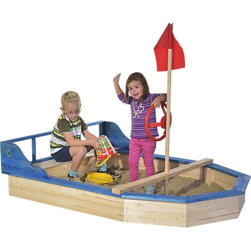 Gaspo Sandkasten Piratenboot, 1,6