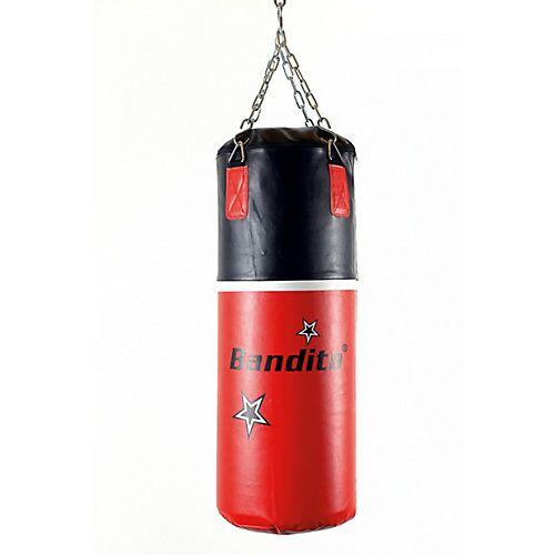 Bandito Boxsack Training 16 kg schwarz/rot
