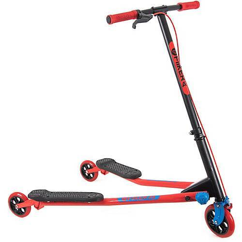 Yvolution Scooter Yfliker A3 rot
