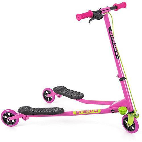 Yvolution Scooter Yfliker A1 pink