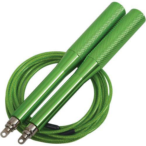Schildkröt-Fitness Springseil Speed Rope Pro grün