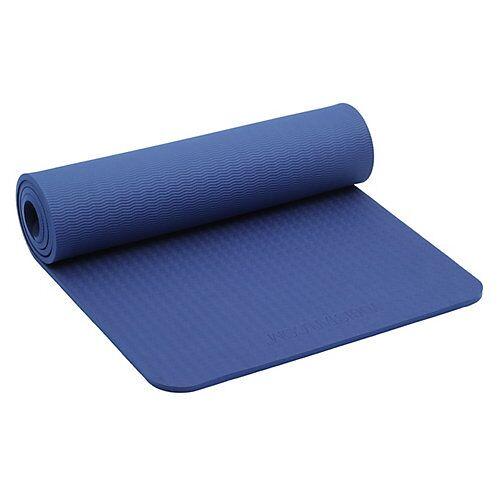 Yogistar Pilates Pro Basis-Yogamatten dunkelblau