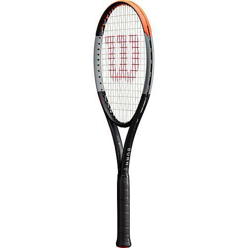 Wilson Tennisschläger Burn 100 LS Tennisschläger schwarz