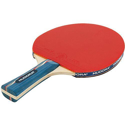 HUDORA Tischtennisschläger New Topmaster *** rot