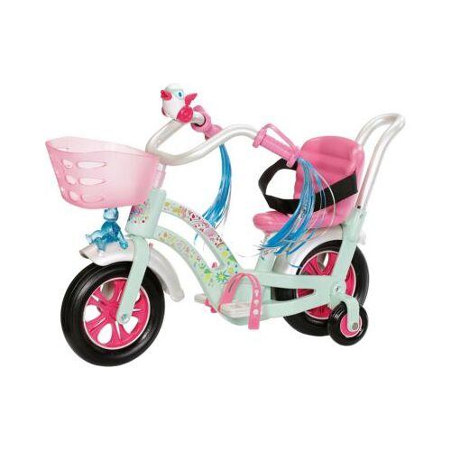 Zapf Creation BABY born® Play&Fun Fahrrad Puppenzubehör