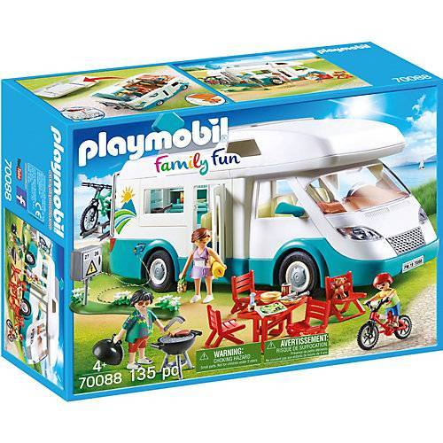 PLAYMOBIL® 70088 Familien-Wohnmobil