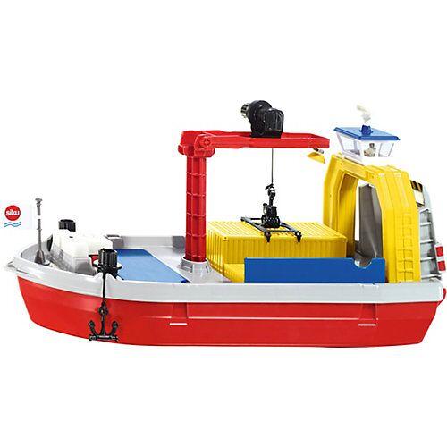 SIKU Containerschiff