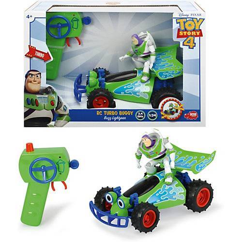 Dickie Toys RC Toy Story Buggy with Buzz