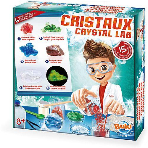 Buki Kristalle - 15 Experimente