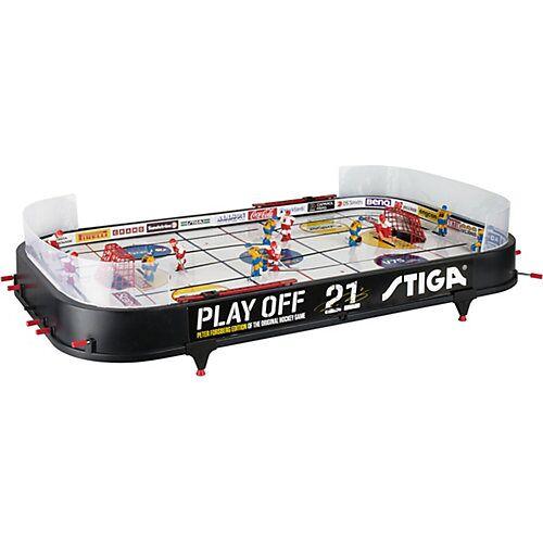 Stiga Spieltisch Eishockey Play off 21 schwarz