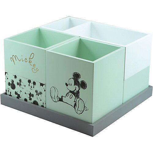 Disney Mickey Mouse & friends Mickey Storage Box, blau