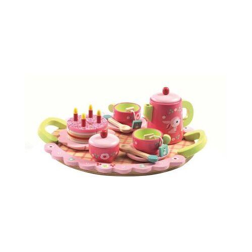 DJECO Rollenspiel  - Lili Rose's Tee Party bunt