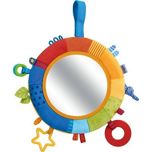 HABA 304689 Spielkissen Kunterbunt