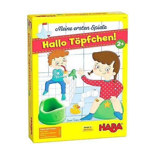 HABA 305485 Meine ersten - Hallo Töpfchen
