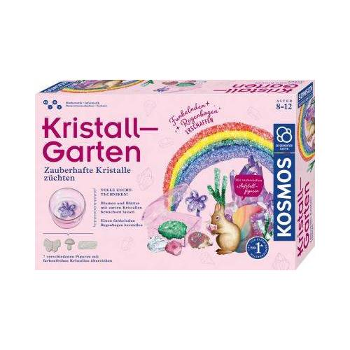 Kosmos Kristall-Garten