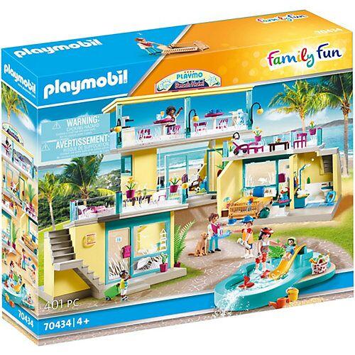 PLAYMOBIL® PLAYMO Beach Hotel