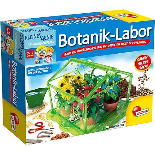 Lisciani Das Botanik-Labor