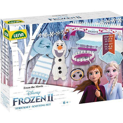 LENA Strickset Disney Frozen II