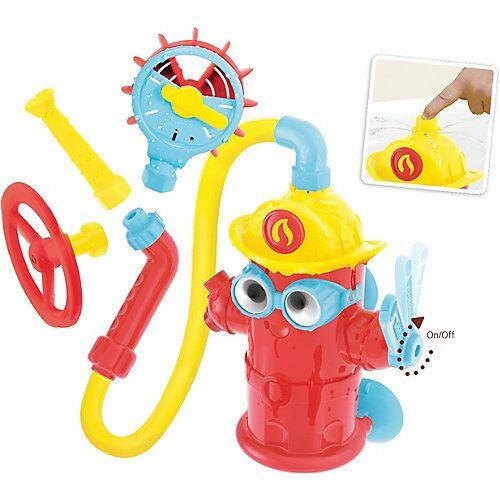 Yookidoo Wasserspielzeug Hydrant Freddy bunt