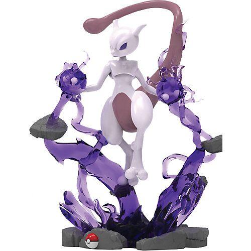 Pokemon Pokémon Deluxe Cold Cast Figure Pokemon - Mewtwo