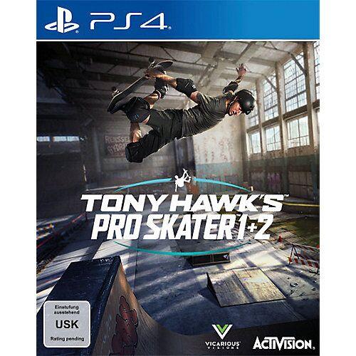Activision Blizzard PS4 Tony Hawk´s Pro Skater 1+2 inkl. Skateboard