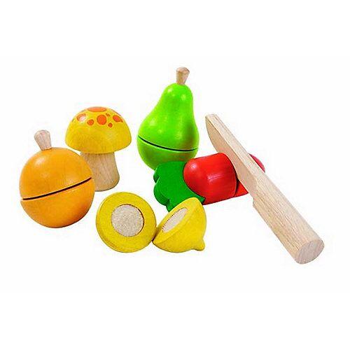 PLANTOYS Lernspiel Früchte Lernspiele