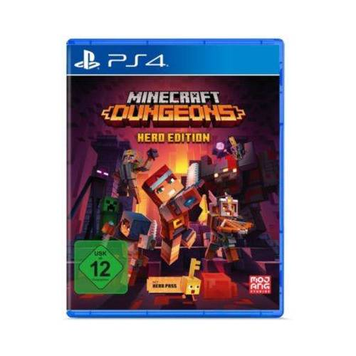 Minecraft PS4 Minecraft Dungeons - Hero Edition