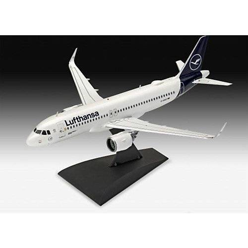 Revell Model Set Airbus A320 neo Lufthansa 1:144