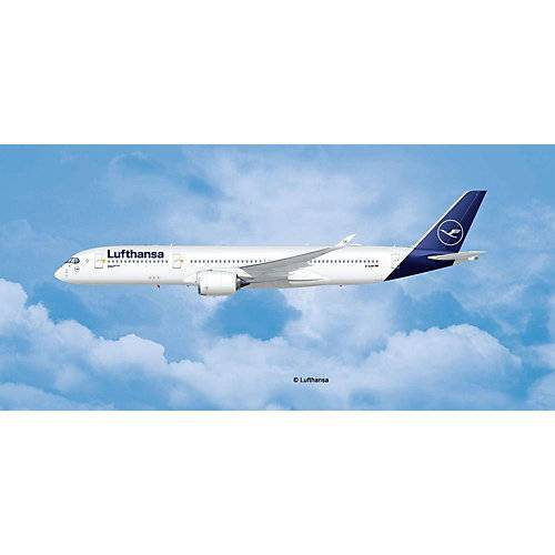 Revell Airbus A350-900 Lufthansa New Livery 1:144